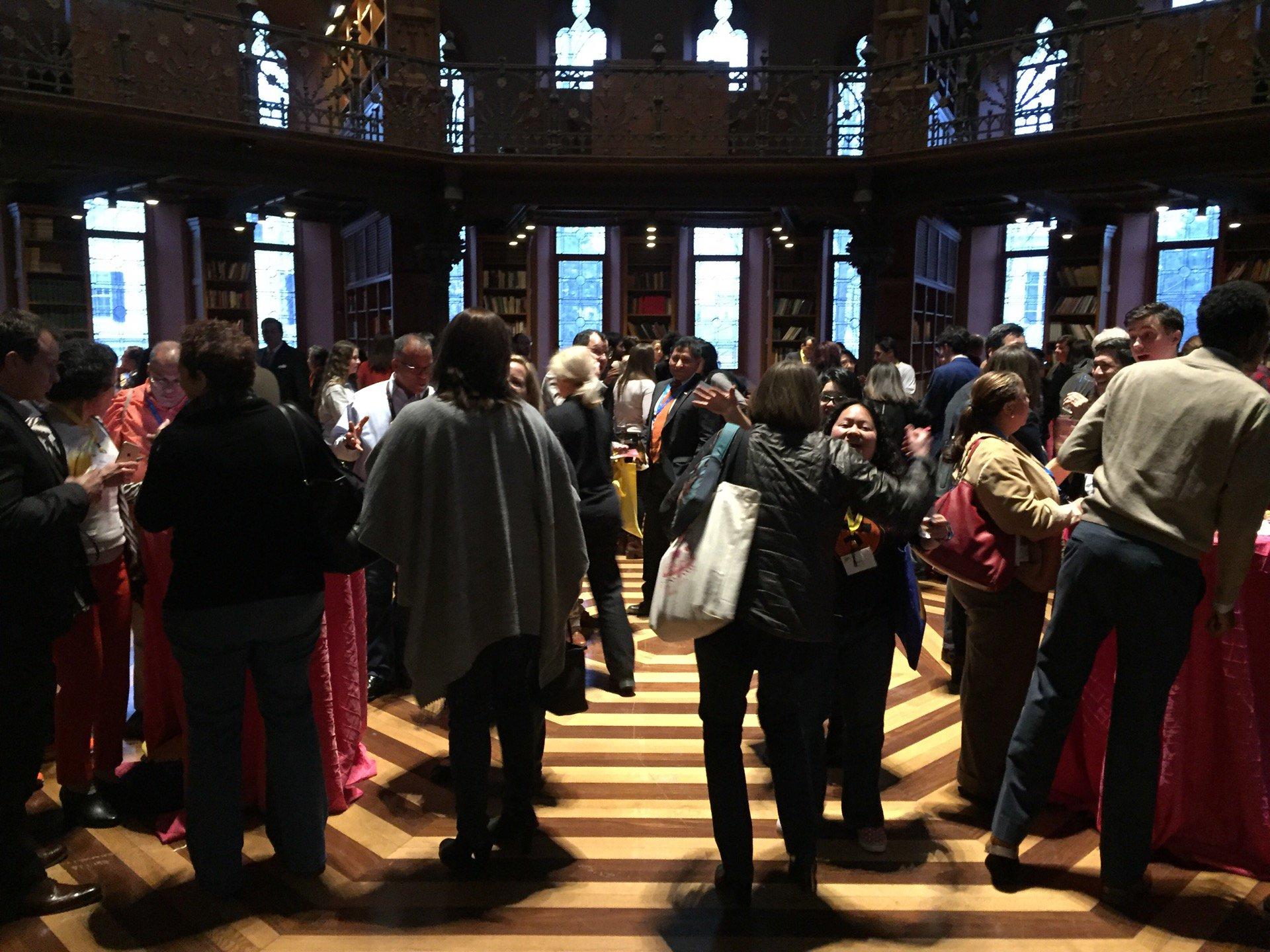 ¡Adelante Tigres! Reception! #AdelantePrinceton (@ Chancellor Green Hall in Princeton, NJ) https://t.co/9m6rjxUfKG https://t.co/ojxXCiMkfe