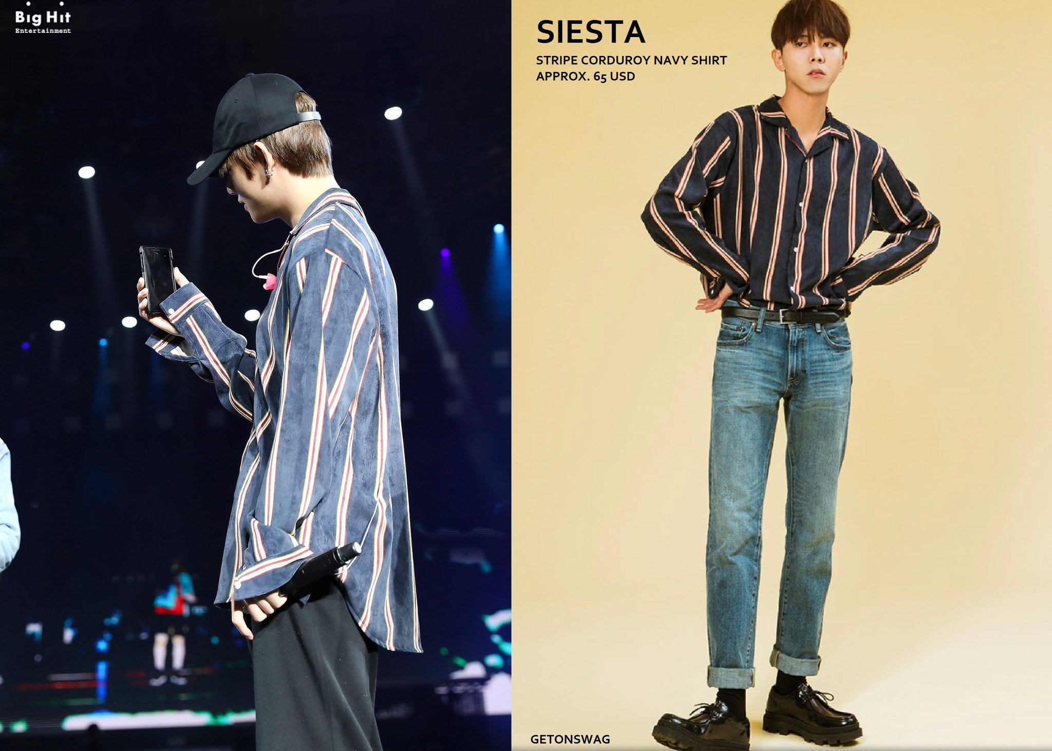 Beyond The Style On Twitter Taehyung Bts 170330 Requested Taehyung Siesta