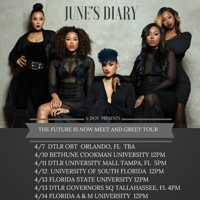 Junes diary on twitter the future is now meet greet tour 604 pm 30 mar 2017 m4hsunfo