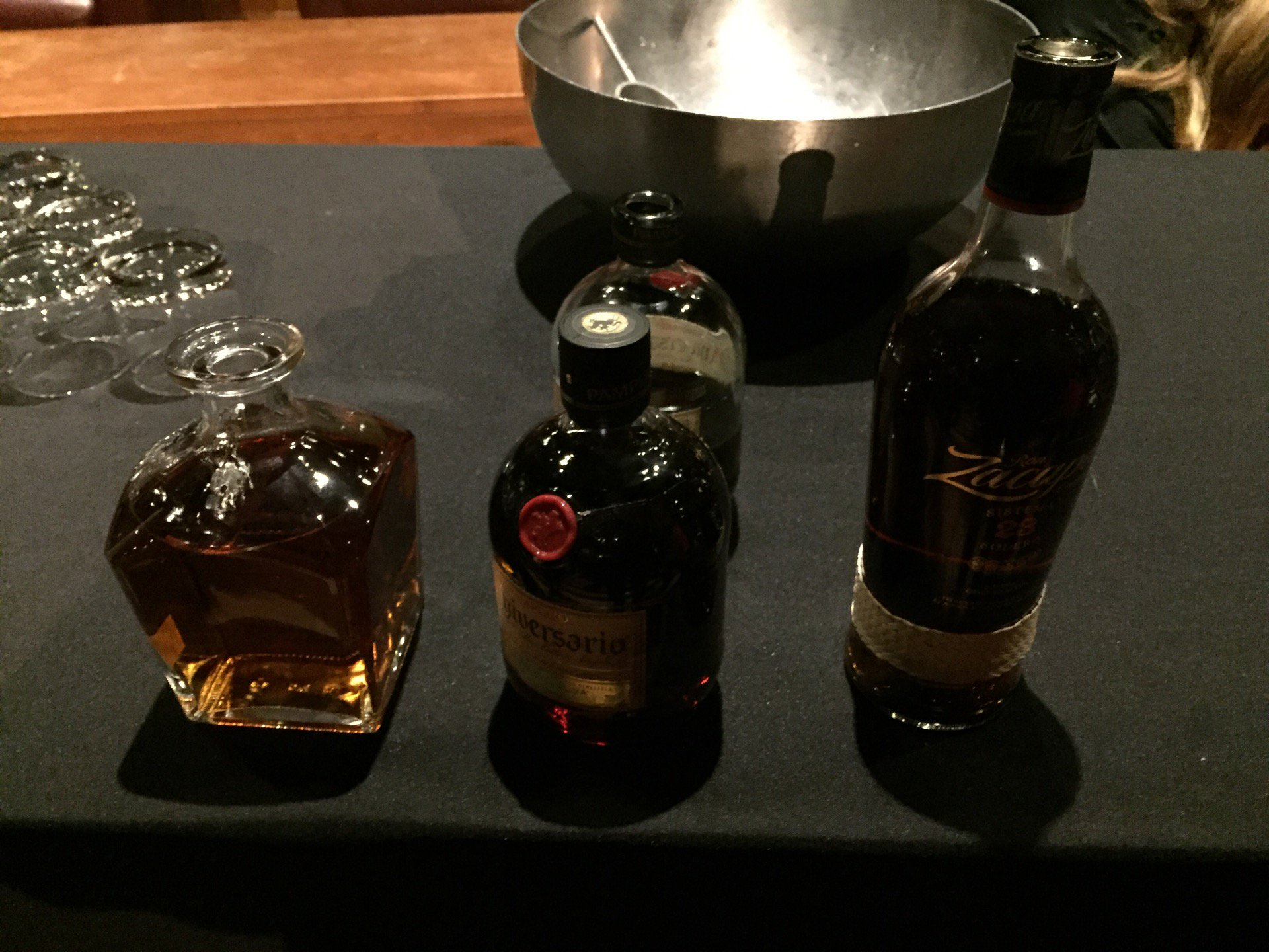 Rum Tasting! ¡Adelante Tigres! #AdelantePrinceton (@ Chancellor Green Hall in Princeton, NJ) https://t.co/LotqFDSVX7 https://t.co/Za4XpKXFPX