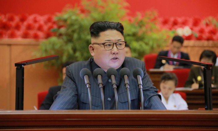Kim ameaça ir a guerra com EUA após ser chamado de 'gordinho maluco'. https://t.co/nQ9Xn2KUmA