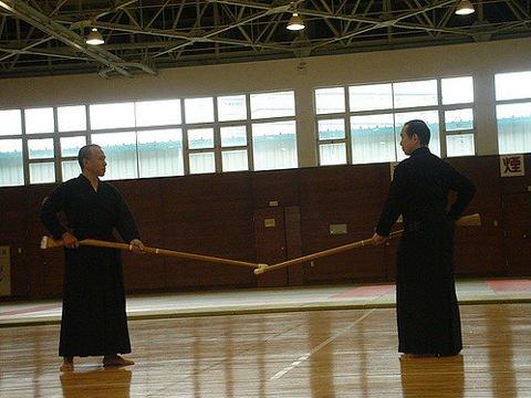 【軍事教練か?】中学武道に銃剣道追加【実は安全?】