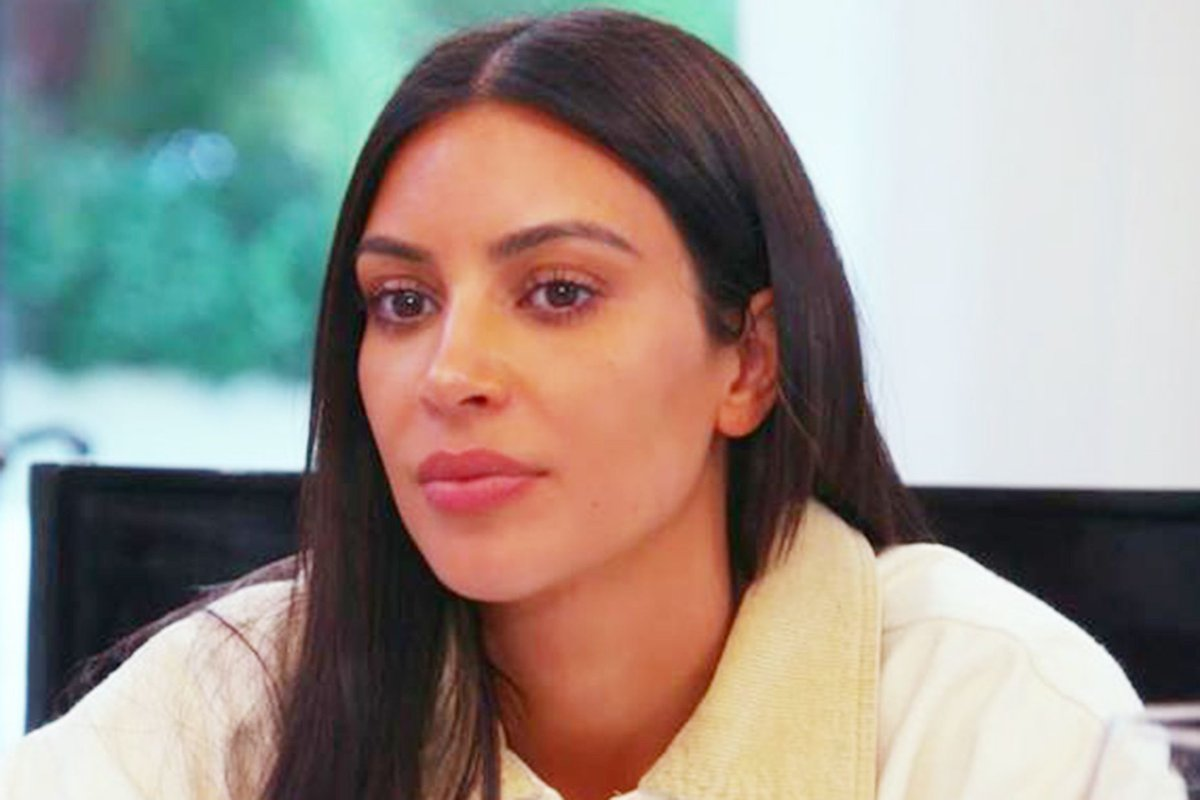 Kim Kardashian : Kim Kardashian receives heartbreaking news