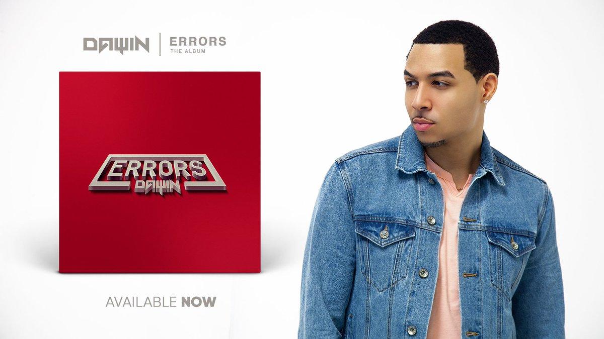 Errors – Dawin (2017) album