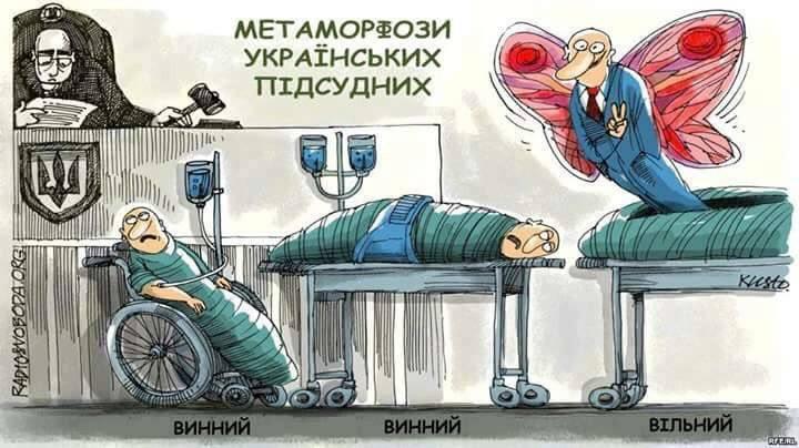 Попавшиеся на взятках во Львове начальник СИЗО и замначальника таможни вышли под залог, - военная прокуратура - Цензор.НЕТ 2078