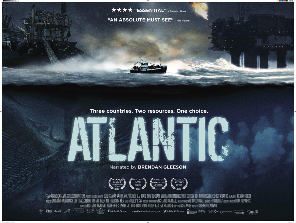 Photo from @AtlanticStream on Twitter by AtlanticStream
