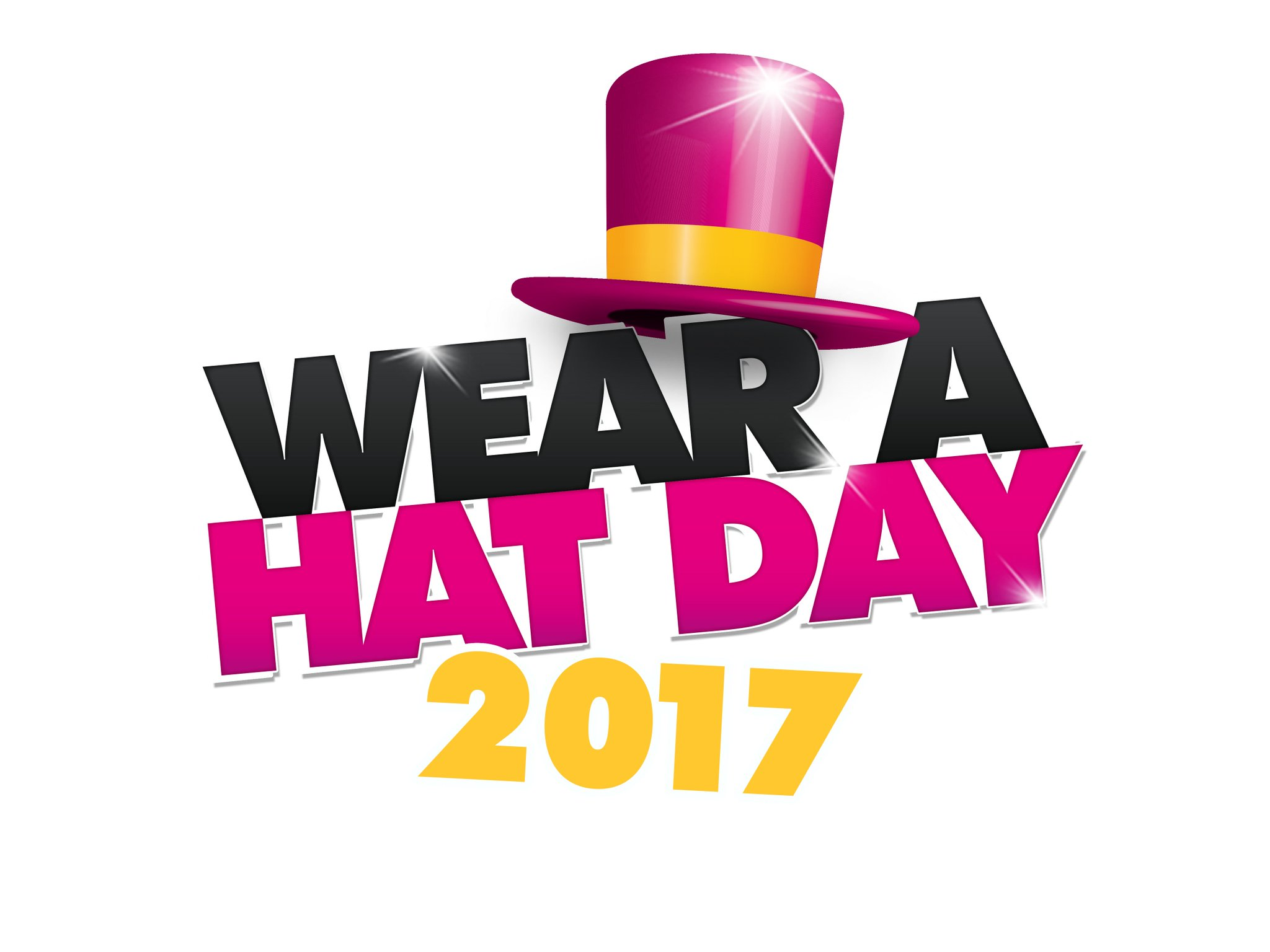 Today is #WearAHatDay! Please RT this to show your support! Post your #Hattastic selfie & text HAT to 70660 to donate £5. https://t.co/TiQ3dKprhJ