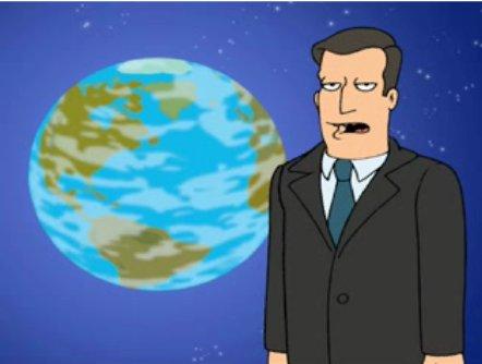 Happy Birthday, Al Gore