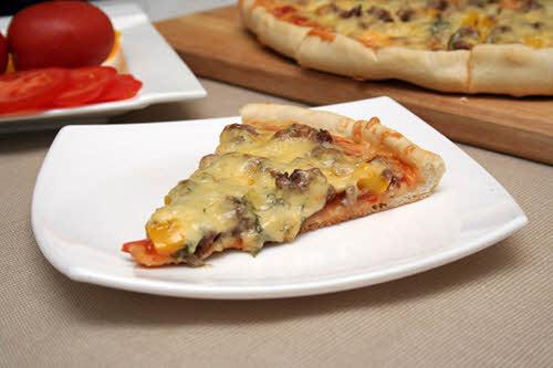 пицца рецепт в домашних условиях быстро