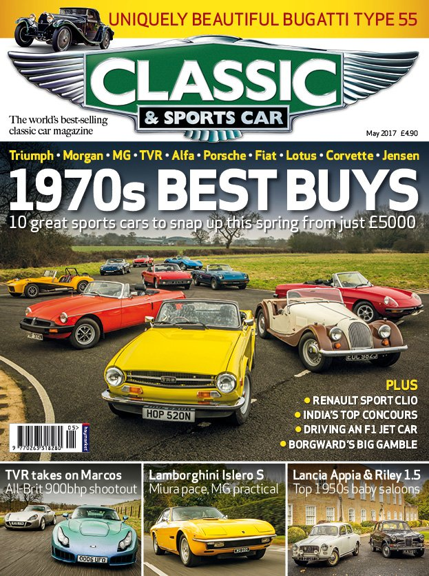 Classic Sports Car On Twitter Renault Sport Clio Trophy Buyers - Classic and sportscar magazine