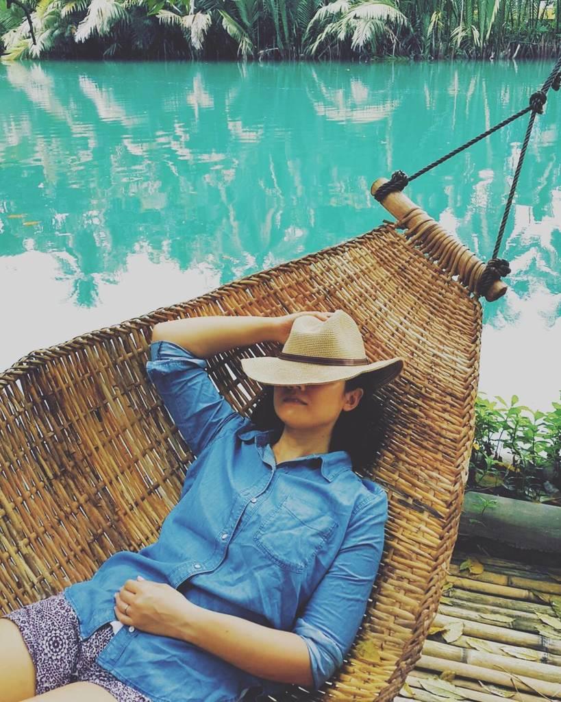 C8P3ep2WAAA55eR - Relaxing by the Loboc River - Bohol Tourism | Bohol Travel & Tour