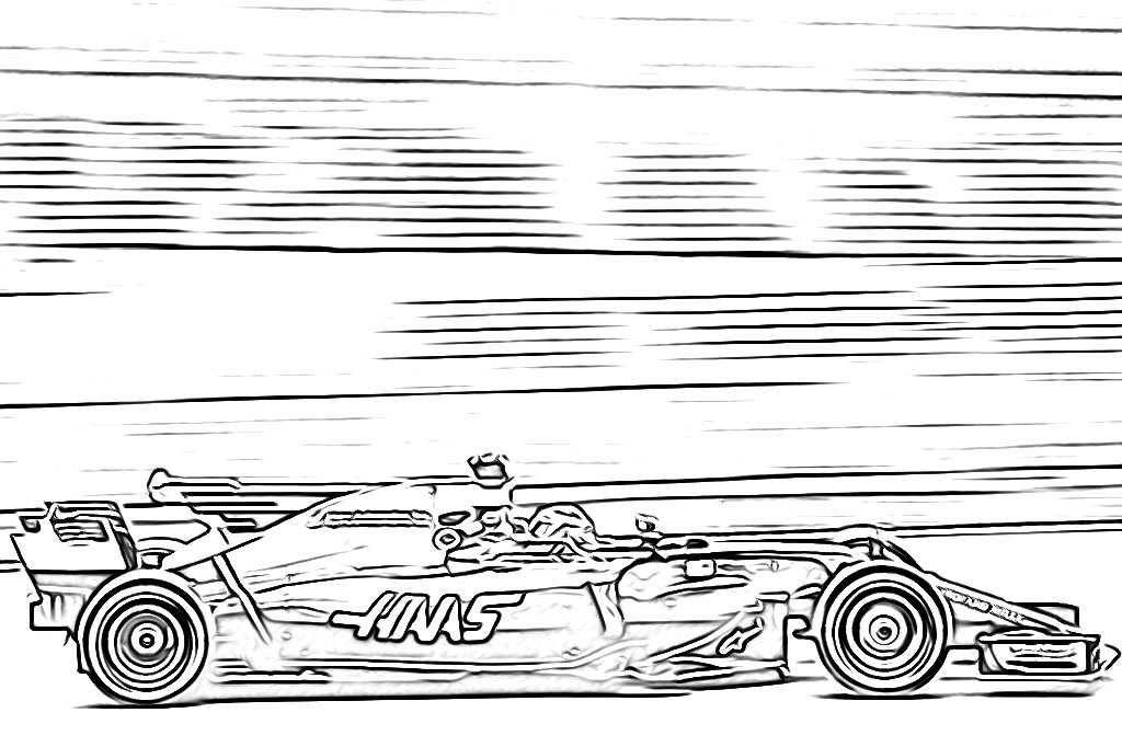 Haas F1 Team On Twitter It S Nationalcrayonday Print Off One Of These Haasf1 Coloring Pages And Show Us Your Skills