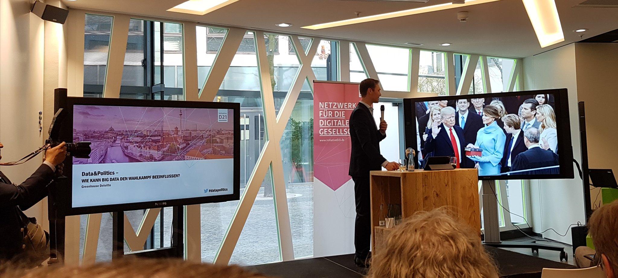 #datapolitics: @juliusvandelaar über Big Data, Ethik und Social Media im US-Wahlkampf. https://t.co/w9MruJQlsh