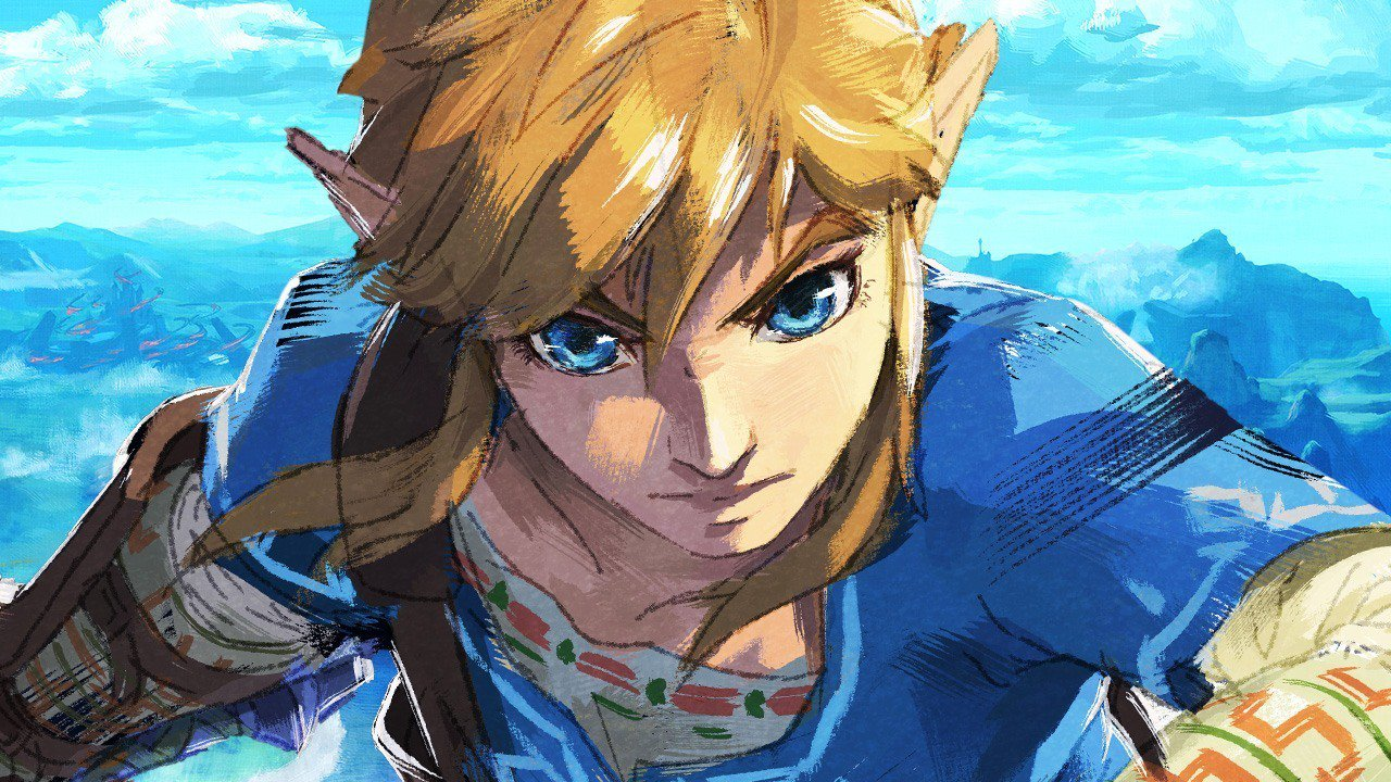 The Legend of Zelda - Breath of the Wild - Game of the Year