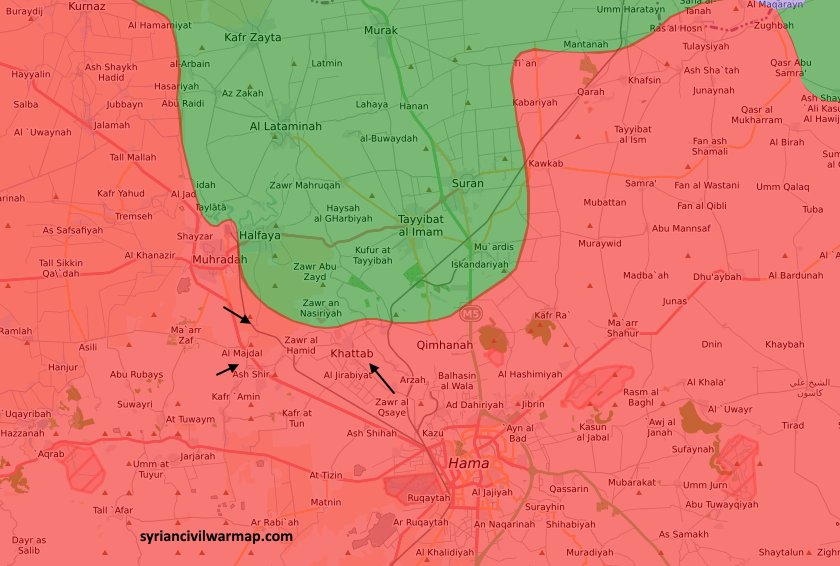 Syrian War: News #12 - Page 5 C8PFXGrV0AABlWE