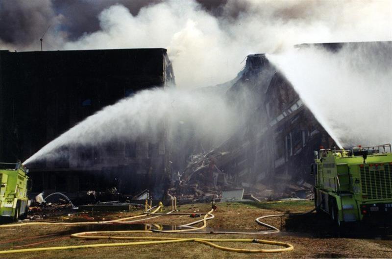 Foto inedite Pentagono 11-S online: 16 anni dopo i dubbi sul complotto rimangono irrisolti