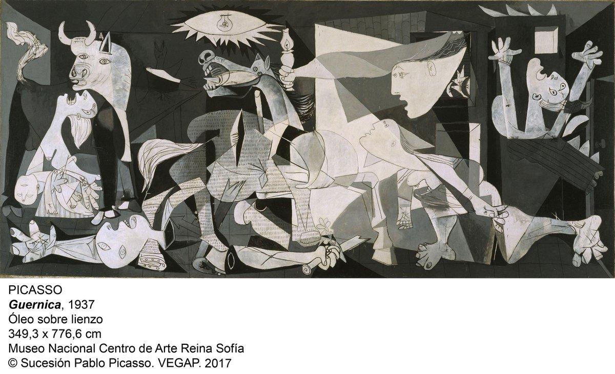 Resultado de imagen de PRINCESA SOFIA MUSEO CON PICASSO