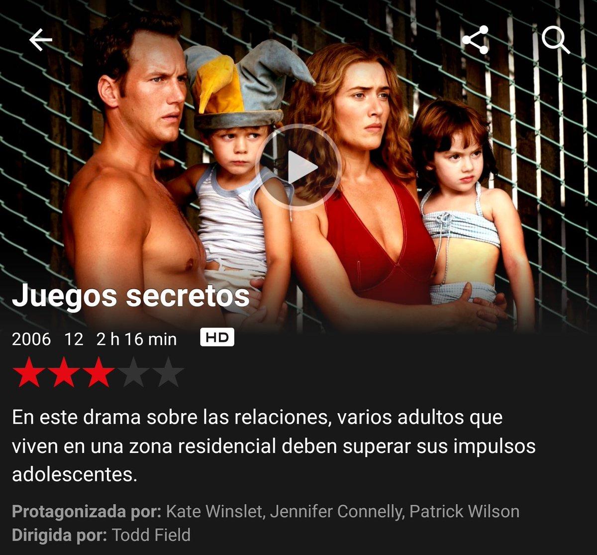 Gallo De Netflix On Twitter 31 3 17 Juegos Secretos 2006 Https