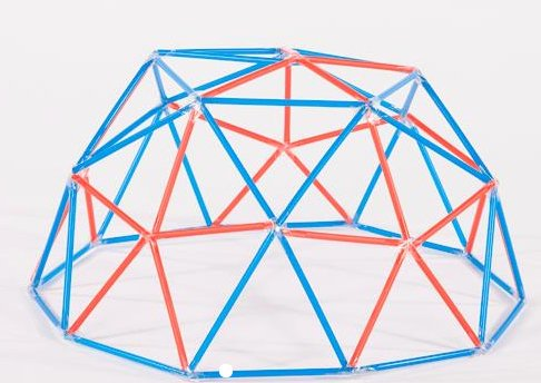Mathematician Maryam Mirzakhani works on geodesic shapes. Build your own in our new resource! #5womenscientists https://t.co/W9fGq79vQw https://t.co/dEeT4N3SBa