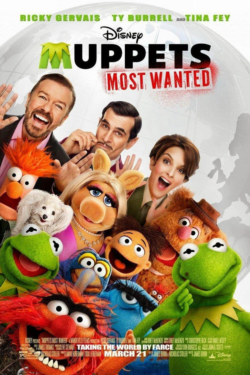 Muppets Most wanted 1080p