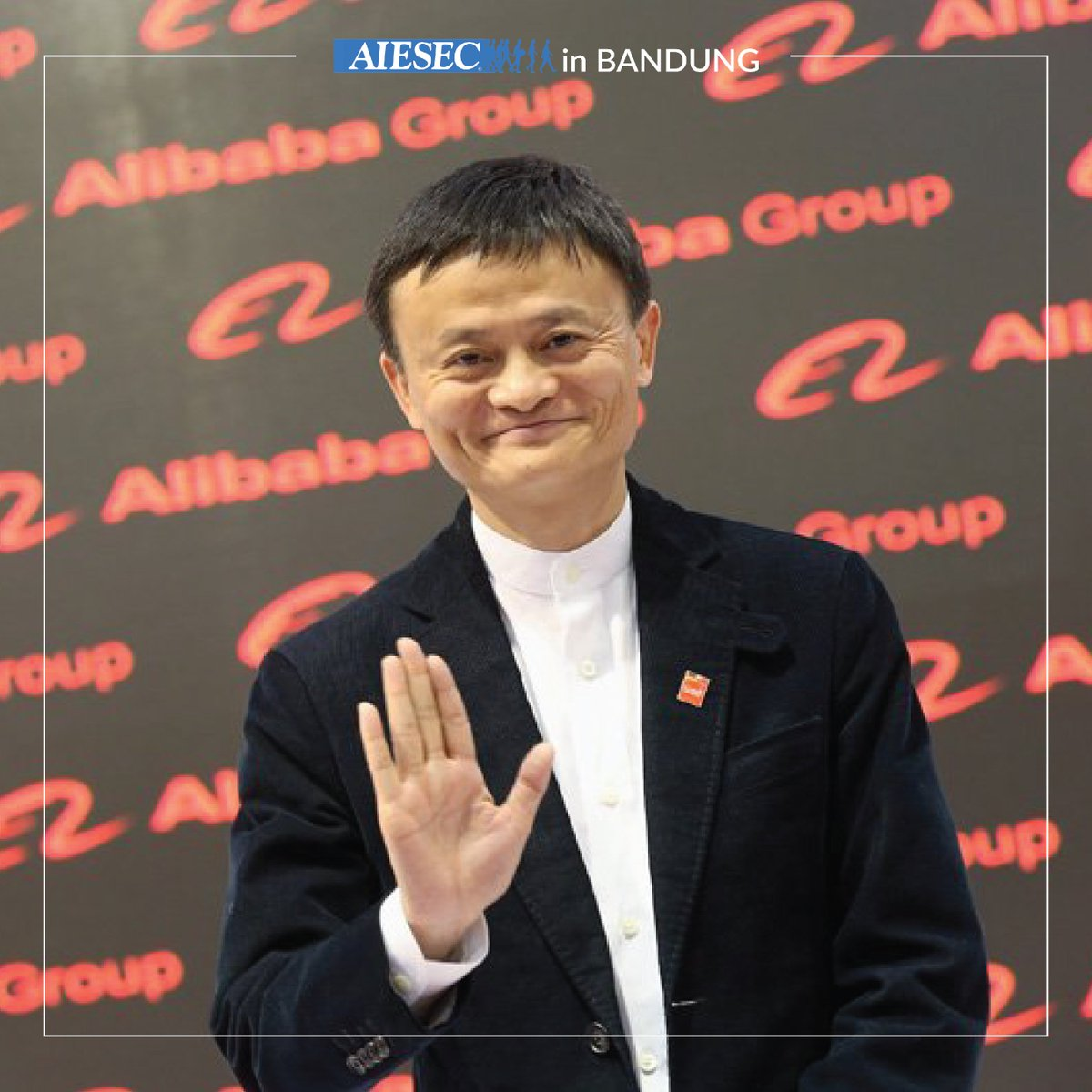 Jack Ma, is a Chinese business magnate who is the founder and executive chairman of Alibaba Group. https://t.co/T05J9Iaqr2