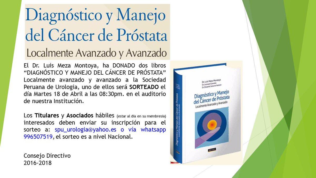 Homeopatia în tratamentul cancerului de prostată, Cancer de prostata libros
