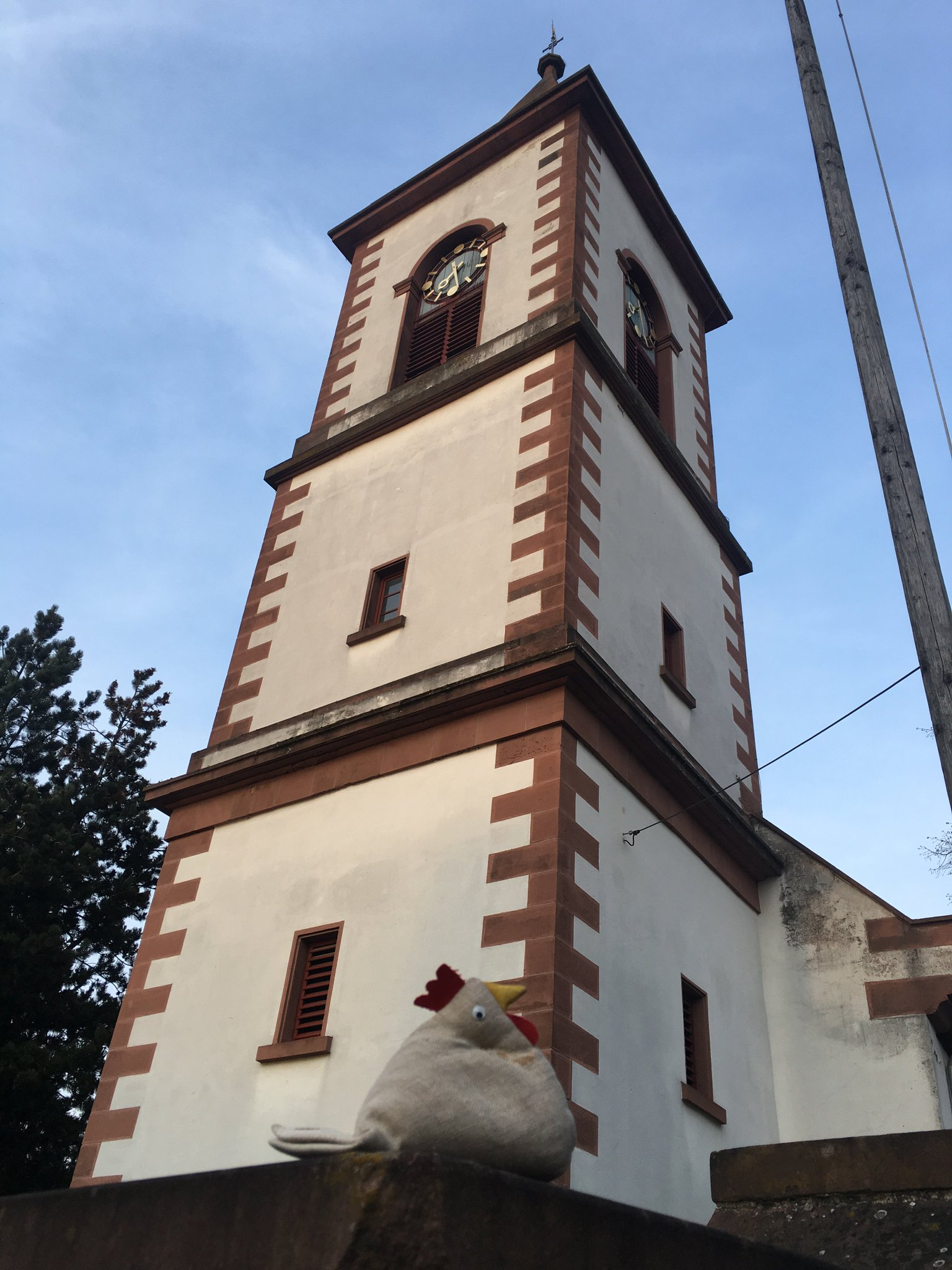 An der Kirche #meurers #vcrhh17 #Vinocamp https://t.co/OwbOqq47sN