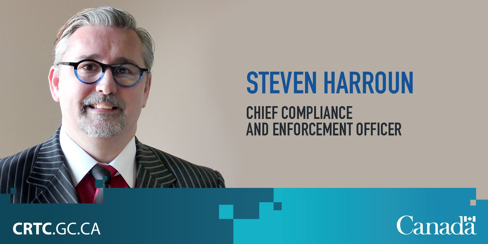 Join Steven Harroun of the @CRTCeng tomorrow at noon EDT for a chat on telemarketing rules #SMEPME [https://t.co/UNbp0qb1NX] https://t.co/KFSDsm8goO