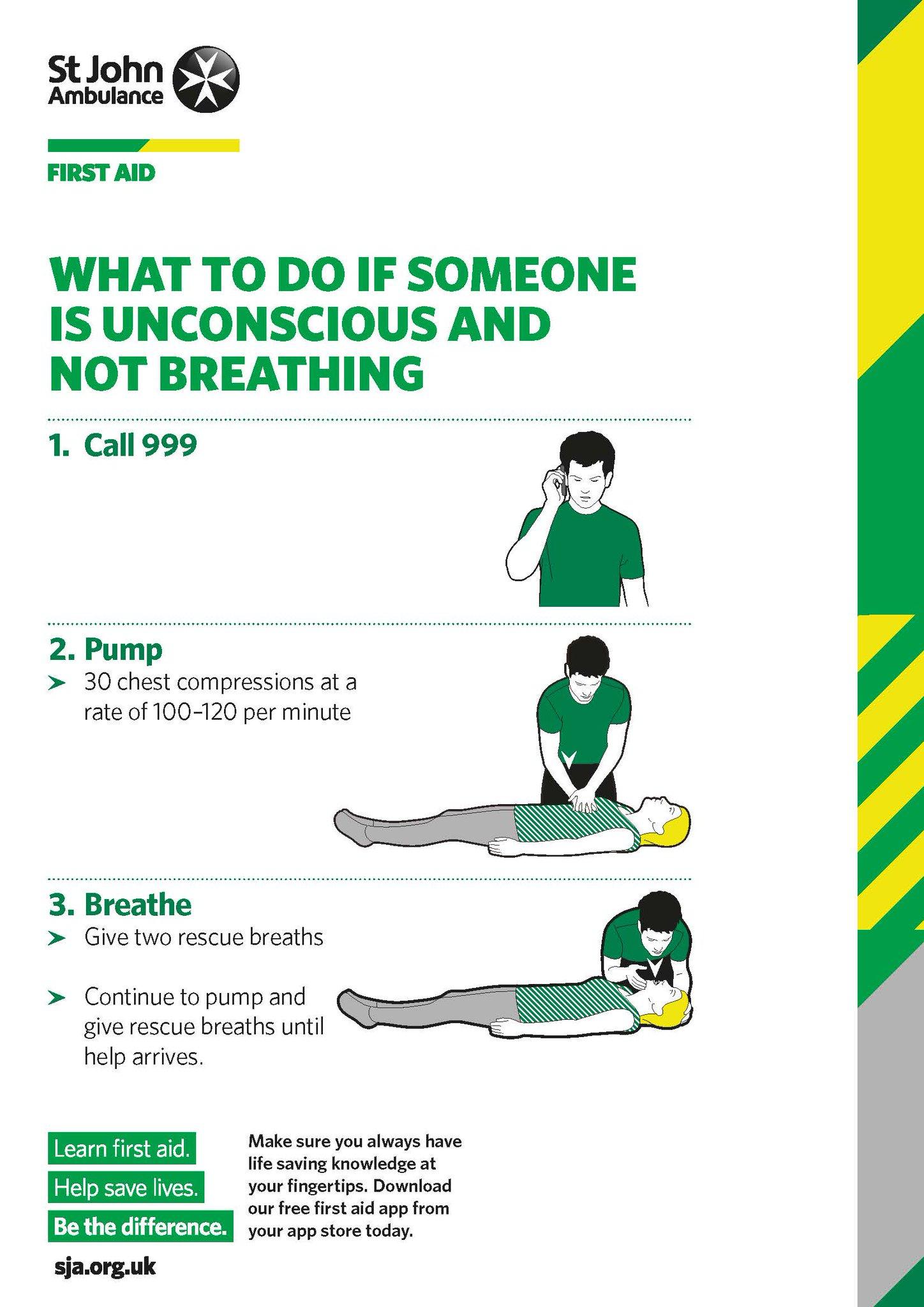 St John Ambulance on Twitter: