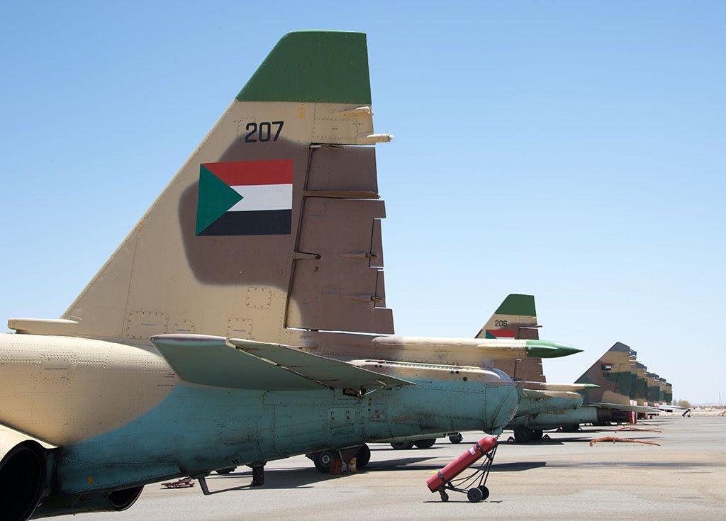 Armée Soudanaise / Sudanese Armed Forces ( SAF ) - Page 4 C8QWipOXYAEvDCp