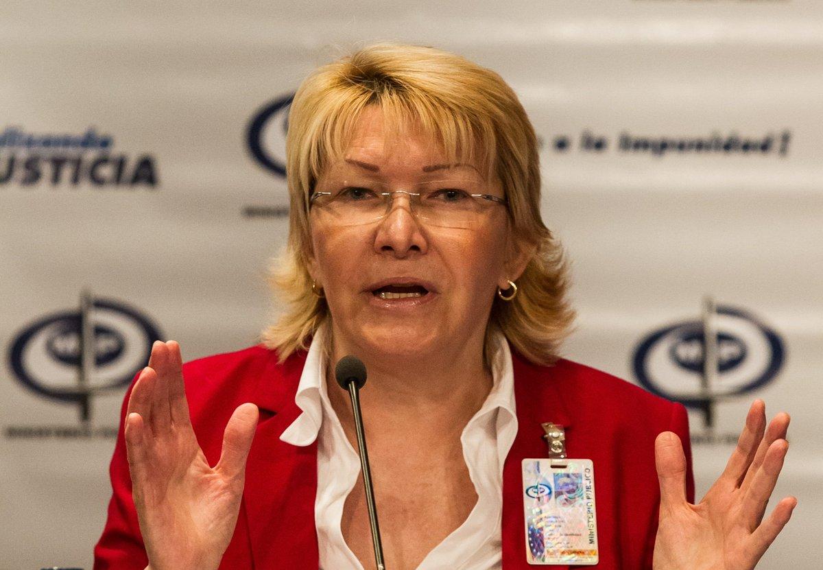 Luisa Ortega Díaz admitió ruptura del orden constitucional tras sentencia del TSJ https://t.co/jeP6klFlES https://t.co/no6y1JKCiC
