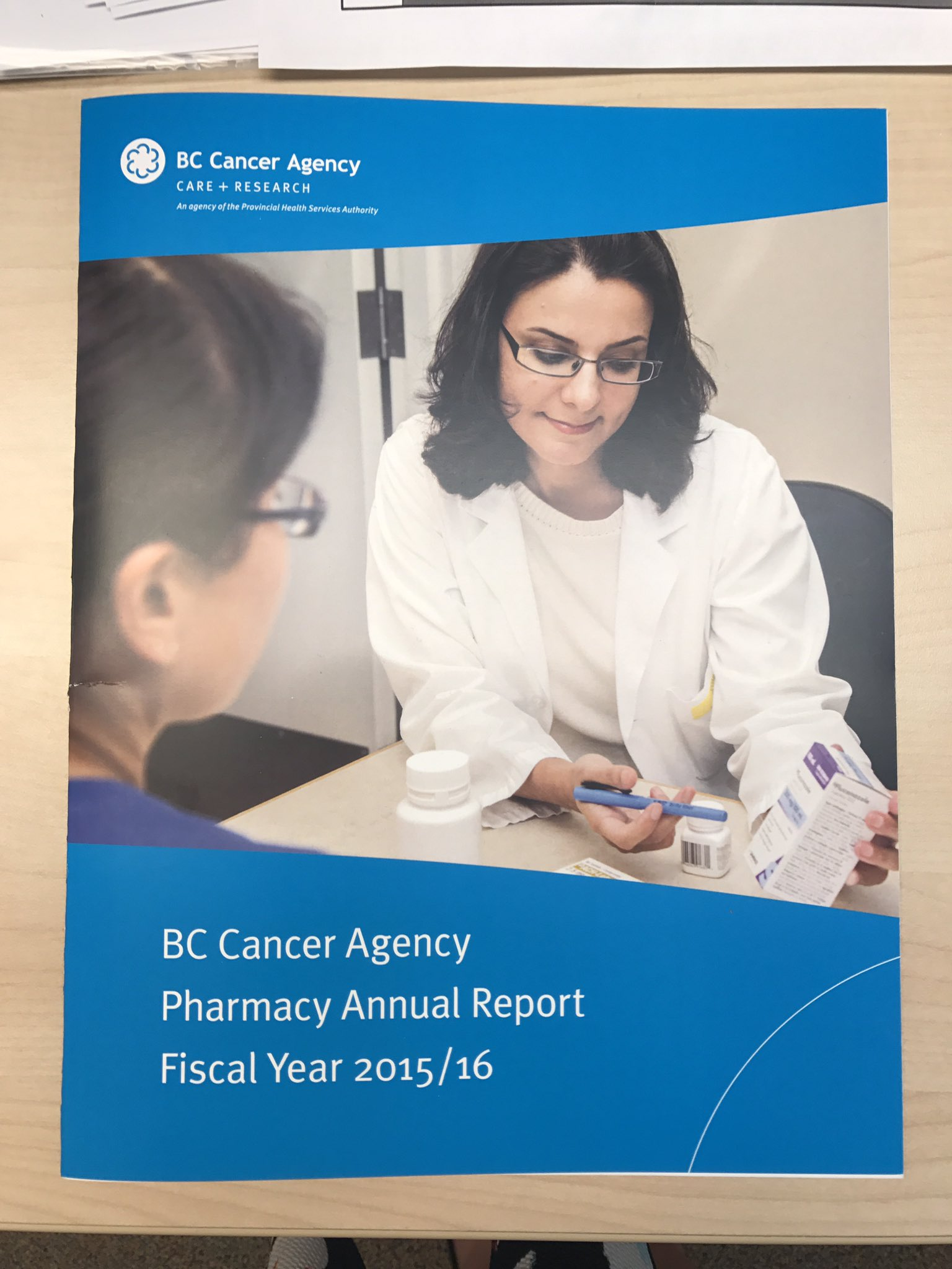 Pharmacy Awareness Month #PAM2017 Pharmacy Annual Report highlights achievements during the year! https://t.co/MkopUg7DdC