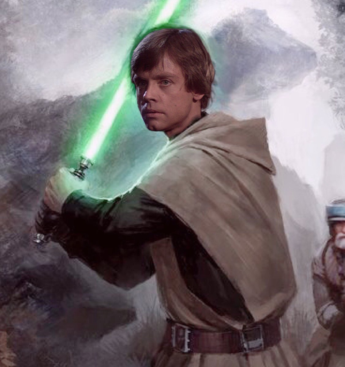 Luke Skywalker On Twitter Art But Reimagined By Me To Give Them A More Realistic Look Let Know What You Think
