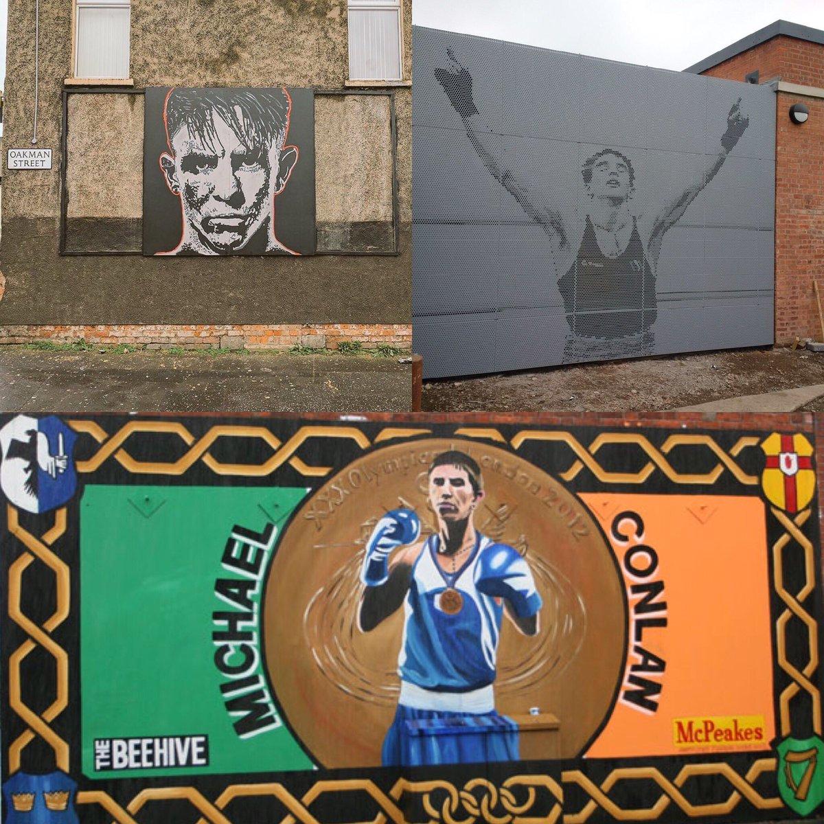 "Michael Conlan on Twitter: ""I'm everywhere around West Belfast ..."