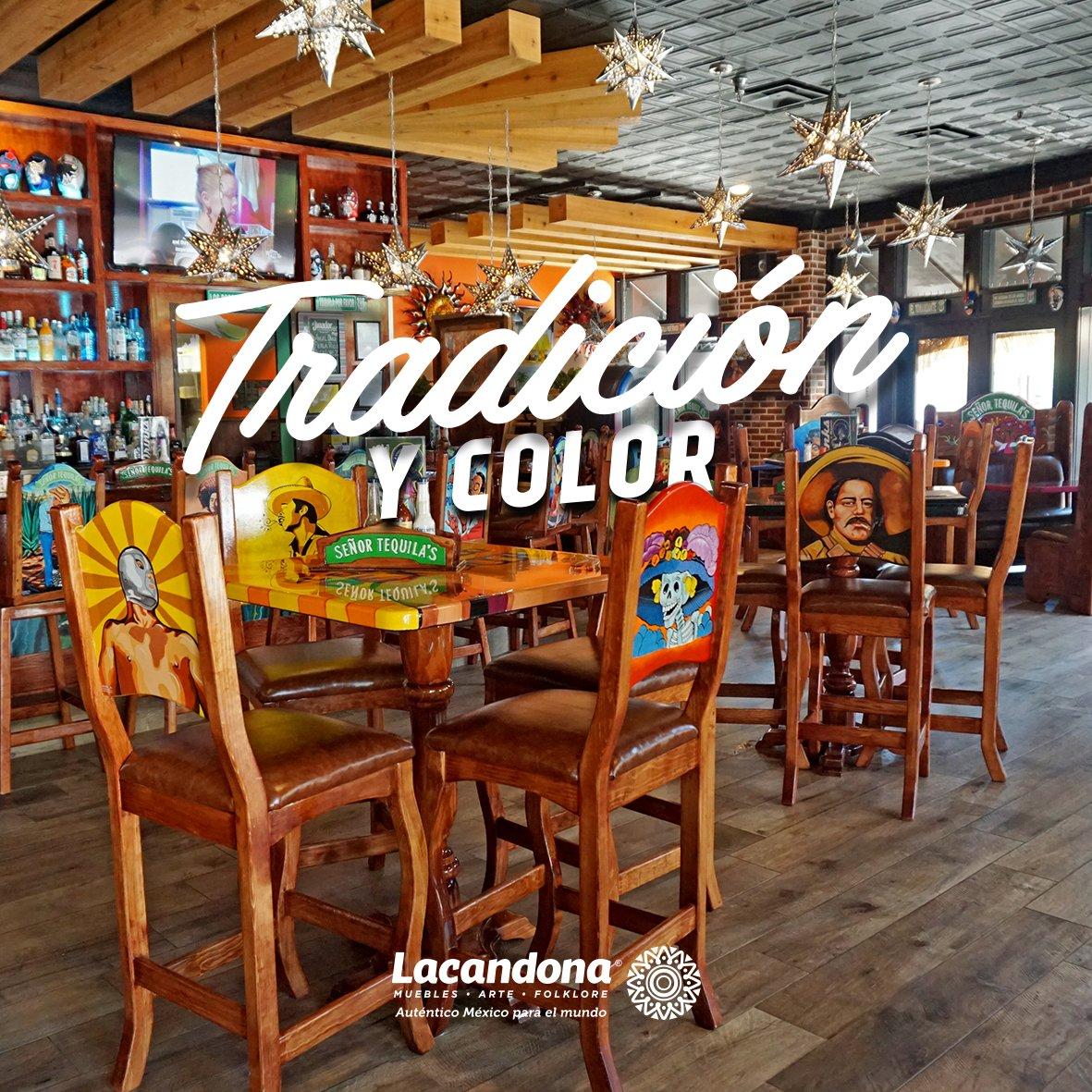 Muebles Lacandona On Twitter Tu Restaurante Se Convierte Nico  # Muebles Lacandona