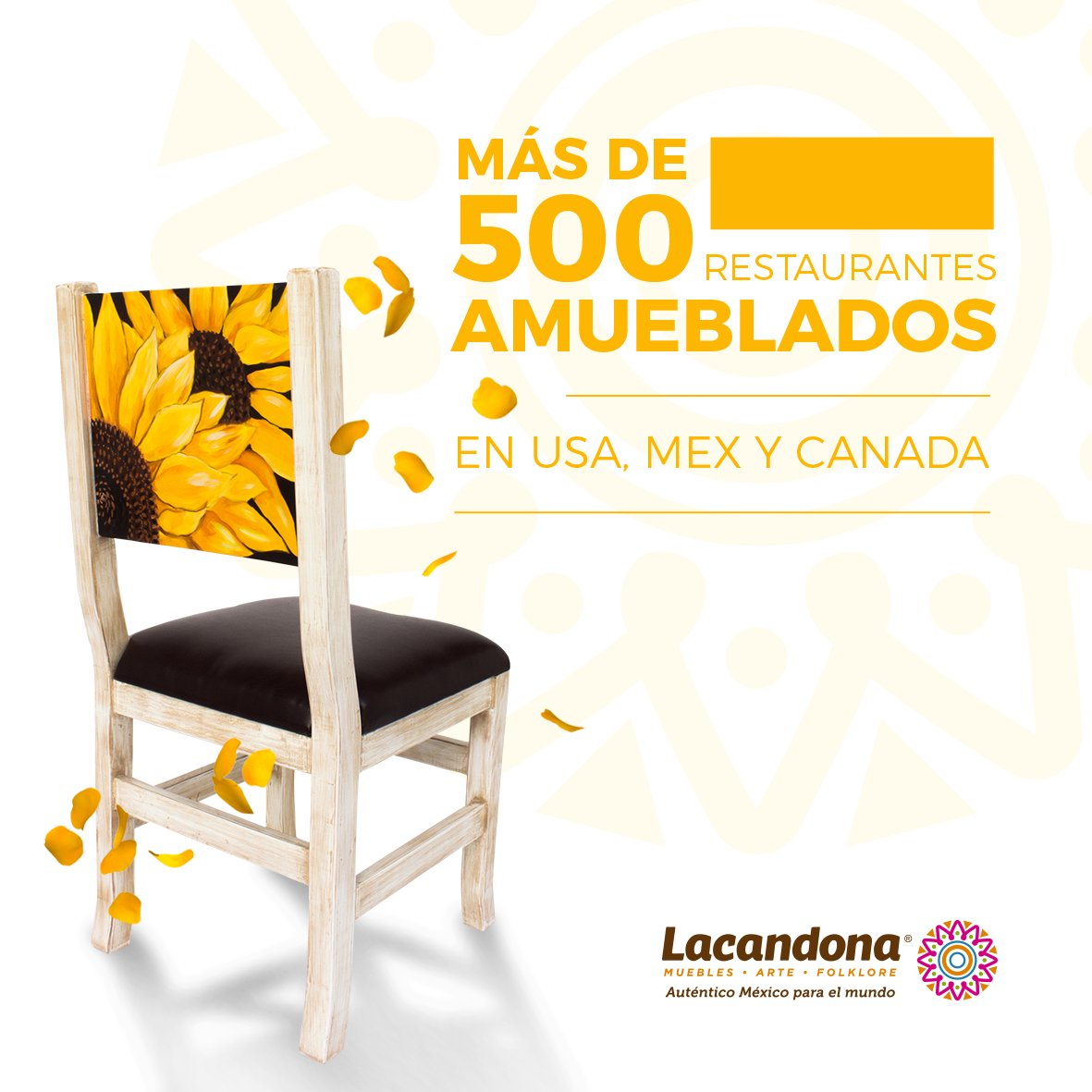 Muebles Lacandona On Twitter Orgullosamente Llevamos A M Xico  # Muebles Lacandona