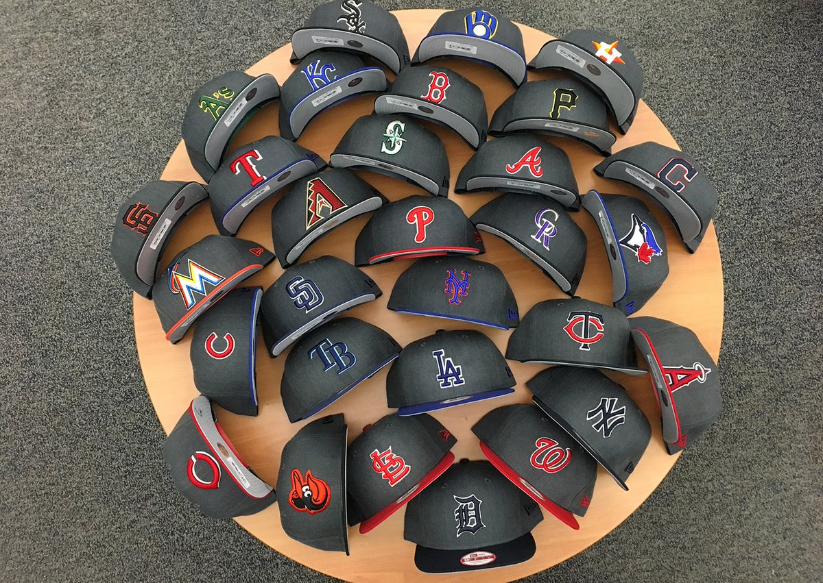 Today's the mother lode.   ONE fan will win ALL 30 CAPS (yes, all 30).   RT for a chance to get all the #CapsOn.  https://t.co/LHeGOAGFzY