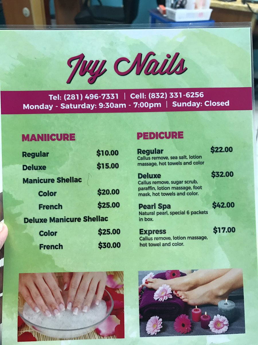 When you support local business ... because you love your parents as much as their students #Ivynails #mystudentsrock #Friday #myparentsrockpic.twitter.com/oqZpBAPpma