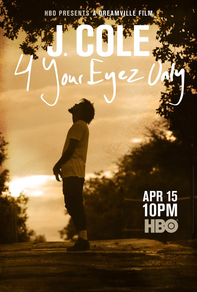 4/15 @Dreamville  x @HBO https://t.co/D7kkWiGox8