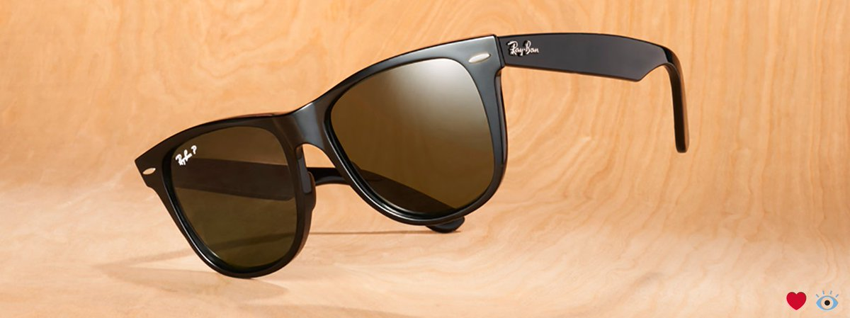 The Ray-Ban Original Wayfarer is one of the best loved Icon styles.  It's truly timeless.  https://t.co/32iPhyFcig https://t.co/cC8J4EFcBh
