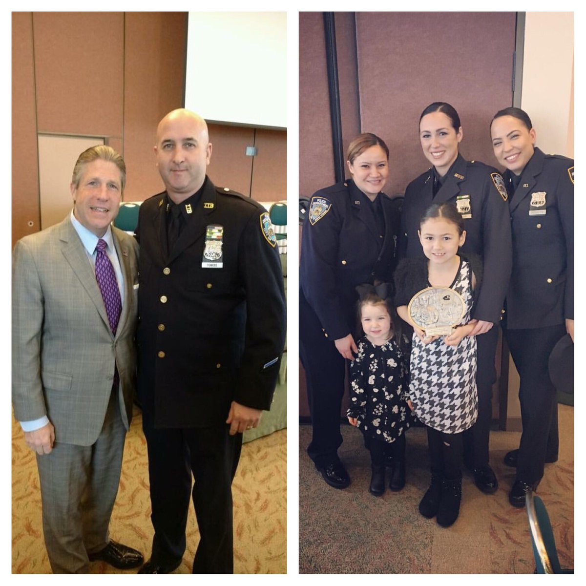 nypd st precinct nypdpct twitter congrats to all the medal recipients at our annual medal day i am very proud of the outstanding work that my officers do everyday