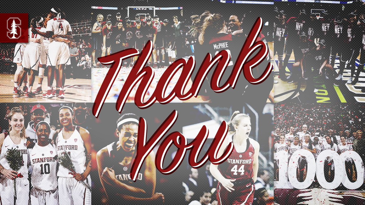 You gave us all we asked and more. Thank you for a special season Cardinal.   #GoStanford https://t.co/iboBKQgaXA