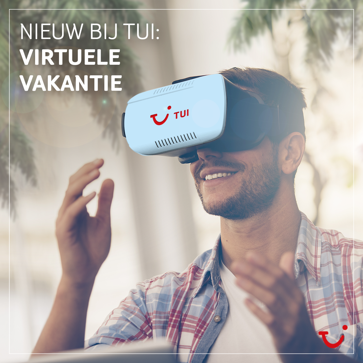 Alleen vandaag bij ons te boeken: virtuele vakanties! 🌴