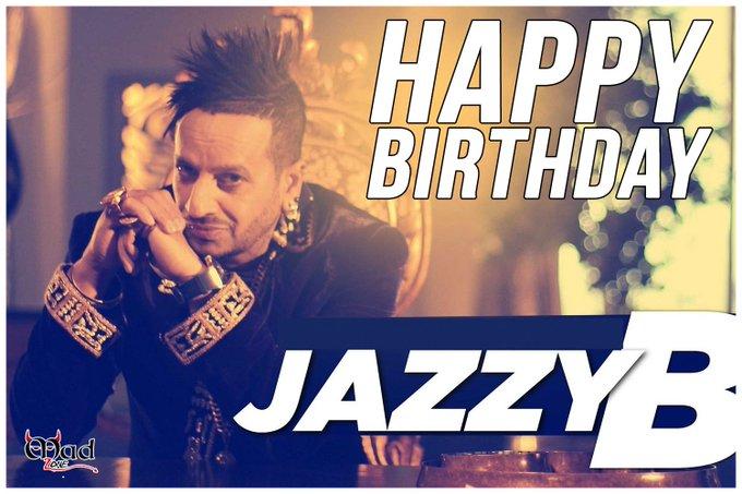 Happy Birthday to Jazzy B  We all love u
