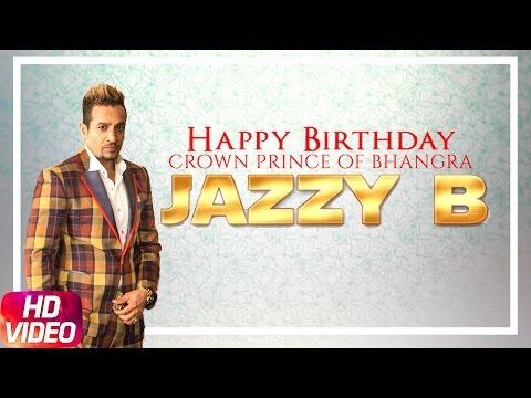 Happy Birthday Jazzy B From Speed Records -