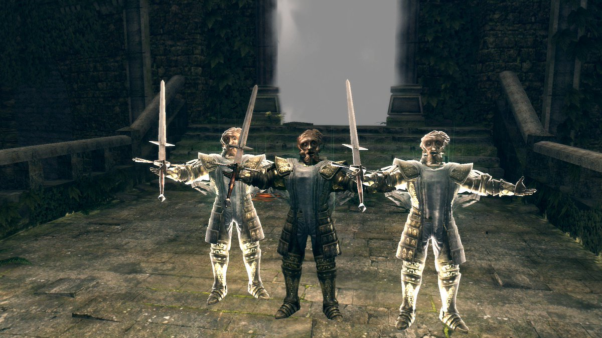 Dark Souls On Twitter Giant Dad Squad Will Hunt You Down