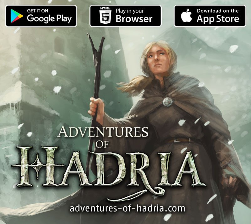 Adventures of Hadria