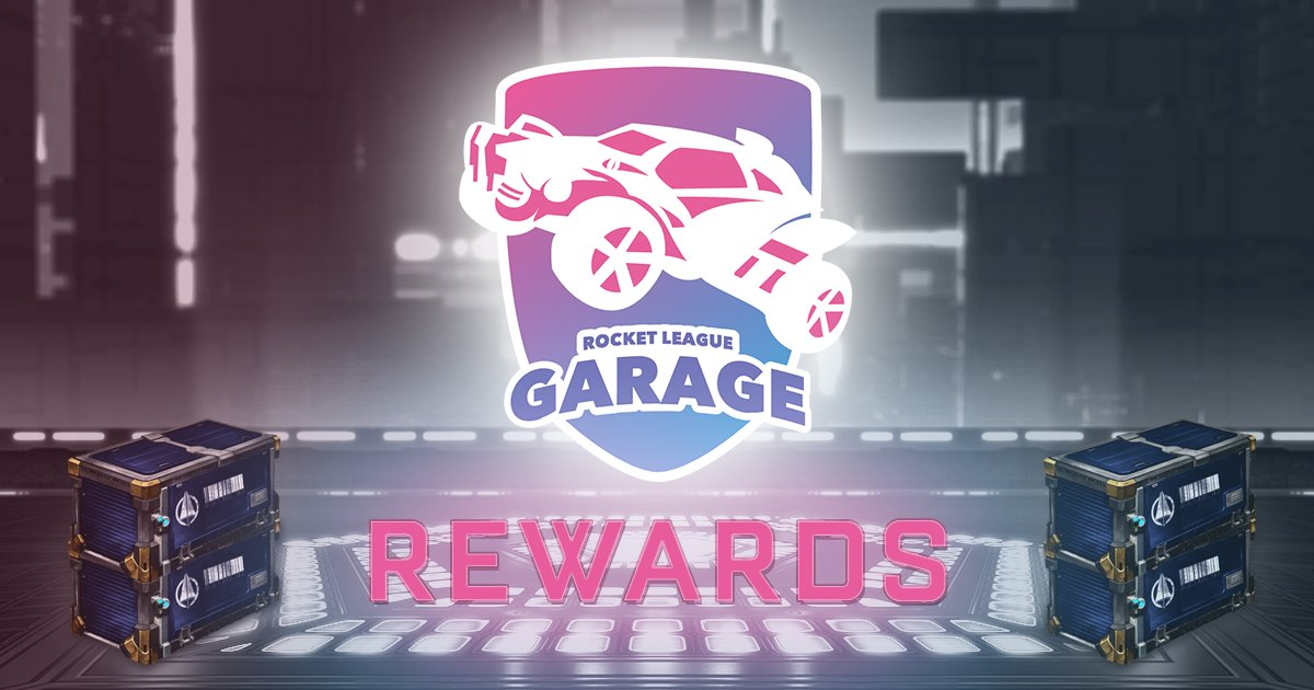 Rocket League Garage (@rlgarage) | Twitter