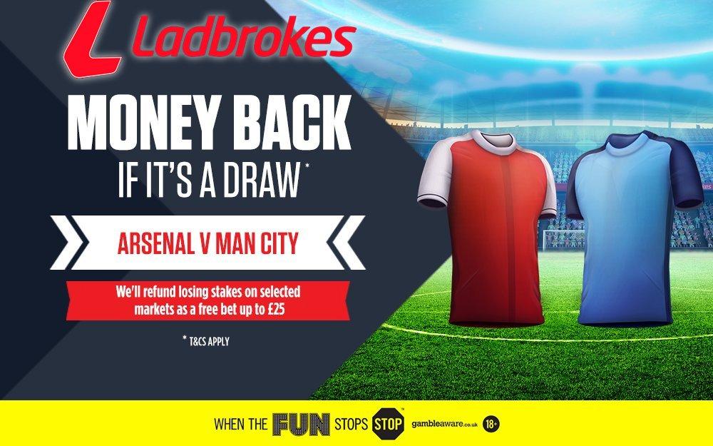 Ladbrokes Betting Bonus