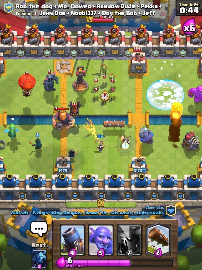 SNEAK PEEK: The Future of Clan Battles